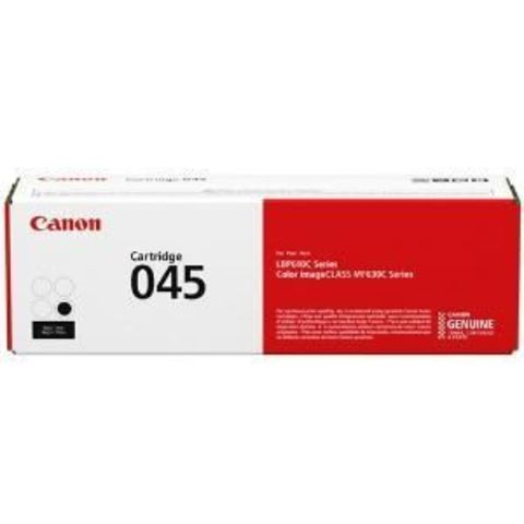 Тонер-картридж Canon Cartridge 045 BK черный (1400 стр) 1242C002