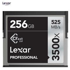 Карта памяти Lexar 256GB 3500X Professional CFast 2.0 525 - 445MB/s