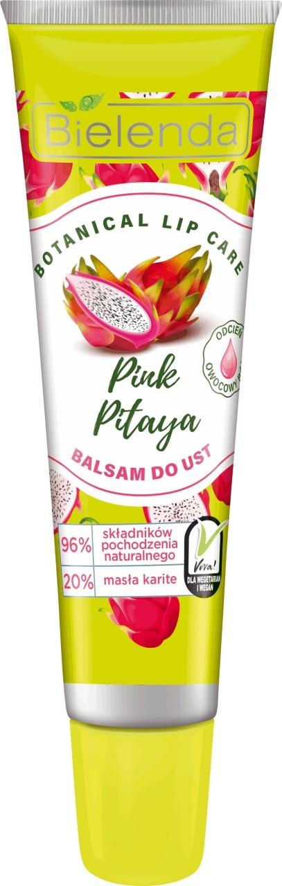BOTANICAL LIP CARE Бальзам для губ Розовая Питая 10г