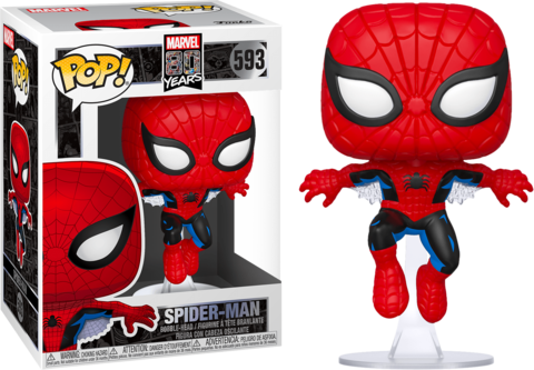 Marvel 80th Spider-Man Funko Pop! Vinyl Figure || Человек-Паук