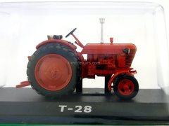 Tractor T-28 Vladimirets 1:43 Hachette #63