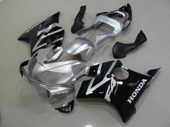 Комплект пластика для мотоцикла Honda CBR 600 F4I 01-03 Черно-Серый матовый