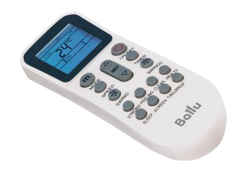 Сплит-система кассетного типа Ballu BLC_C-24HN1 комплект