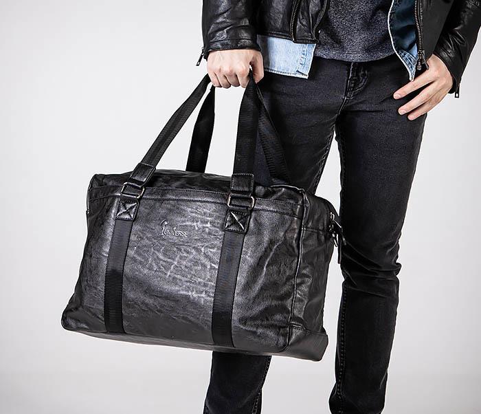 BAG544 Мужская дорожная сумка с ремнем на плечо