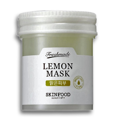 SKINFOOD Freshmade Lemon Mask, 90 ml