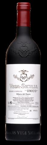 Bodega Vega Sicilia Unico Reserva Especial