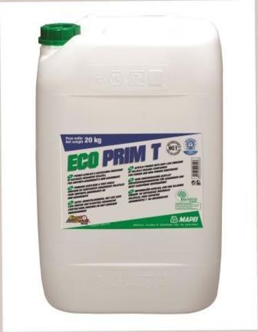 Mapei Eco Prim T/Мапей Эко Прим Т универсальная грунтовка для улучшения адгезии выравнивающих составов