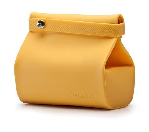 Ланч-Бокс для вторых блюд Foodbag, желтый