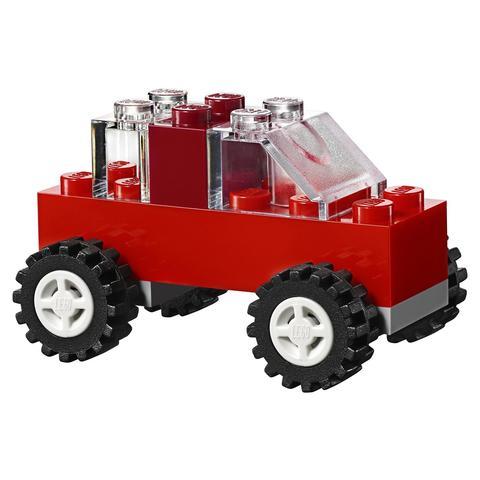 LEGO Classic: Чемоданчик для творчества и конструирования 10713 — Creative Suitcase — Лего Классик