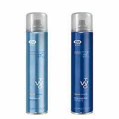 Lisynet TWO natural/extra strong - Лак для укладки волос нормально/сильной фиксации