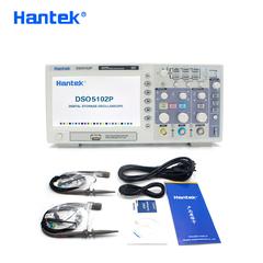Hantek DSO5102P - осциллограф