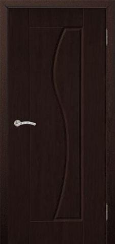 Дверь Сибирь Профиль Элиза, цвет венге, глухая