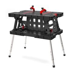 Мобильный верстак Keter Folding Work Table с регулировкой высоты