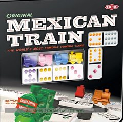Mexican Train in Tin box