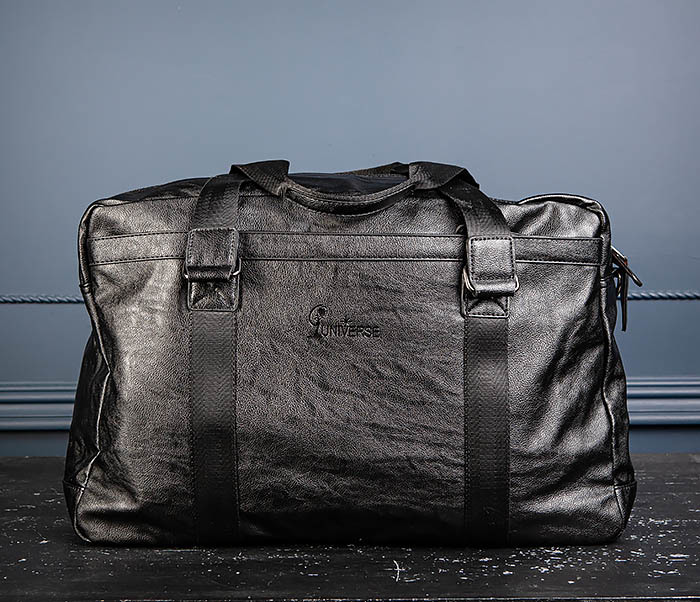 BAG544 Мужская дорожная сумка с ремнем на плечо фото 04