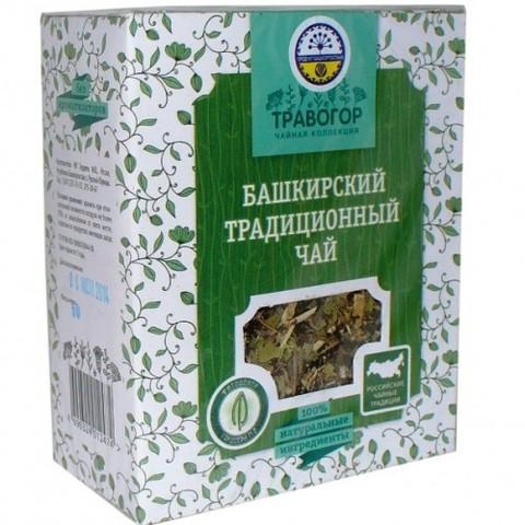 Башкирский традиционный чай, 60г, кор. (ИП Гордеев М.В.)