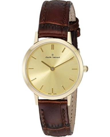 Купить женские наручные часы Claude Bernard 20201 37J DI по доступной цене