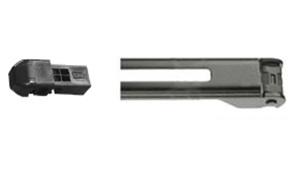Адаптеры к щеткам стеклоочистителейFukoku KM7 (Pin Lock) 2 шт.