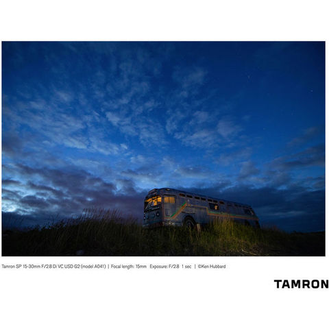Объектив Tamron SP 15-30mm f/2.8 Di VC USD G2 (A041) для Canon