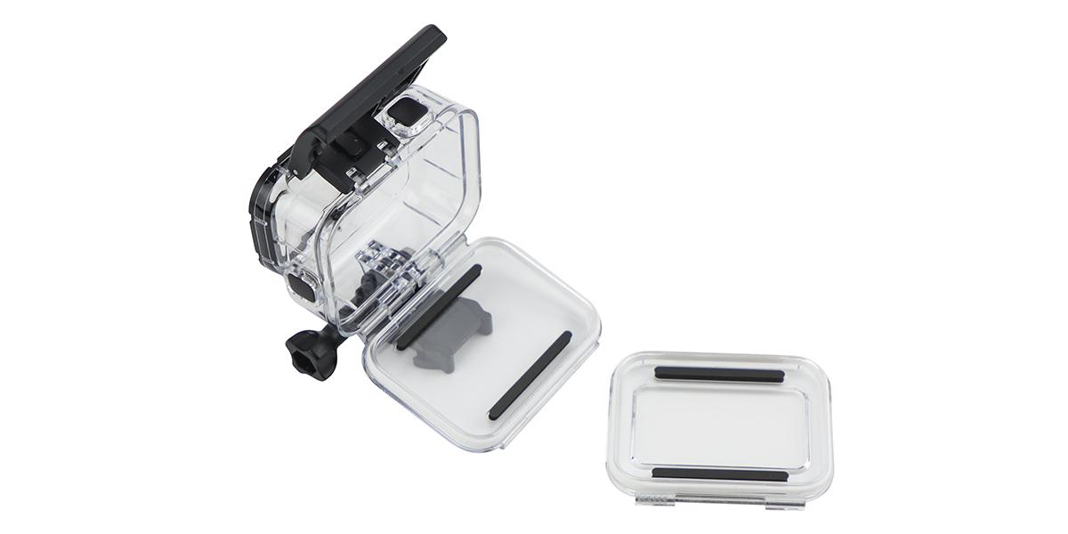 Водонепроницаемый бокс для камеры HERO8 GoPro Dive Housing (AJDIV-001) крышки