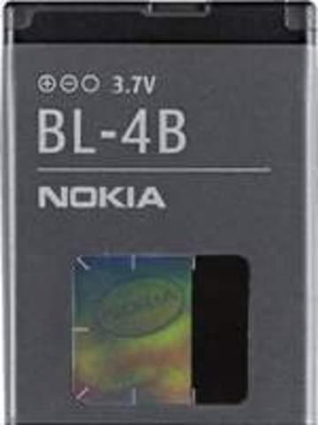 Стандартный аккумулятор Nokia BL-4B