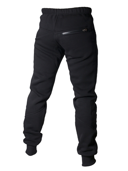 Black sports trousers (summer)