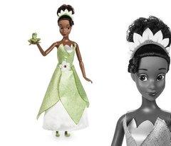 Кукла Тиана Принцесса Диснея с питомцем