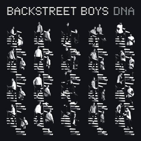 Backstreet Boys / DNA (CD)