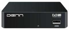 Цифр. приемник DVB-T2 DENN DDT100