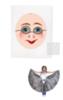 Платковая кукла / Звездочет (лицо)