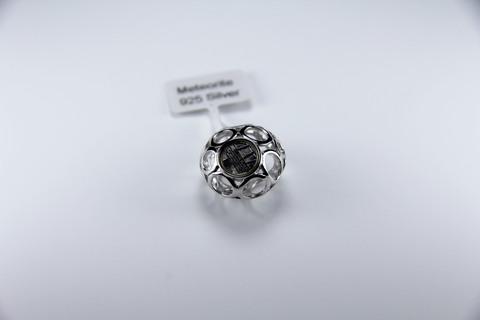 """Кулон """"Небесный Камень"""" с метеоритом Гибеон."""