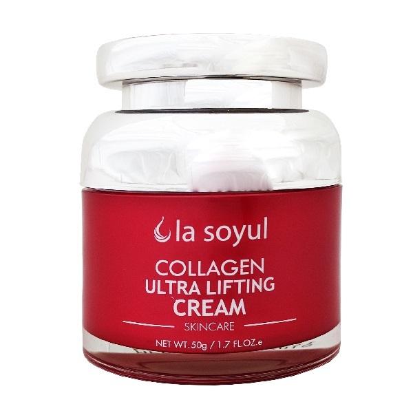 Крем с коллагеном Ультра Лифтинг La Soyul Premium 50г