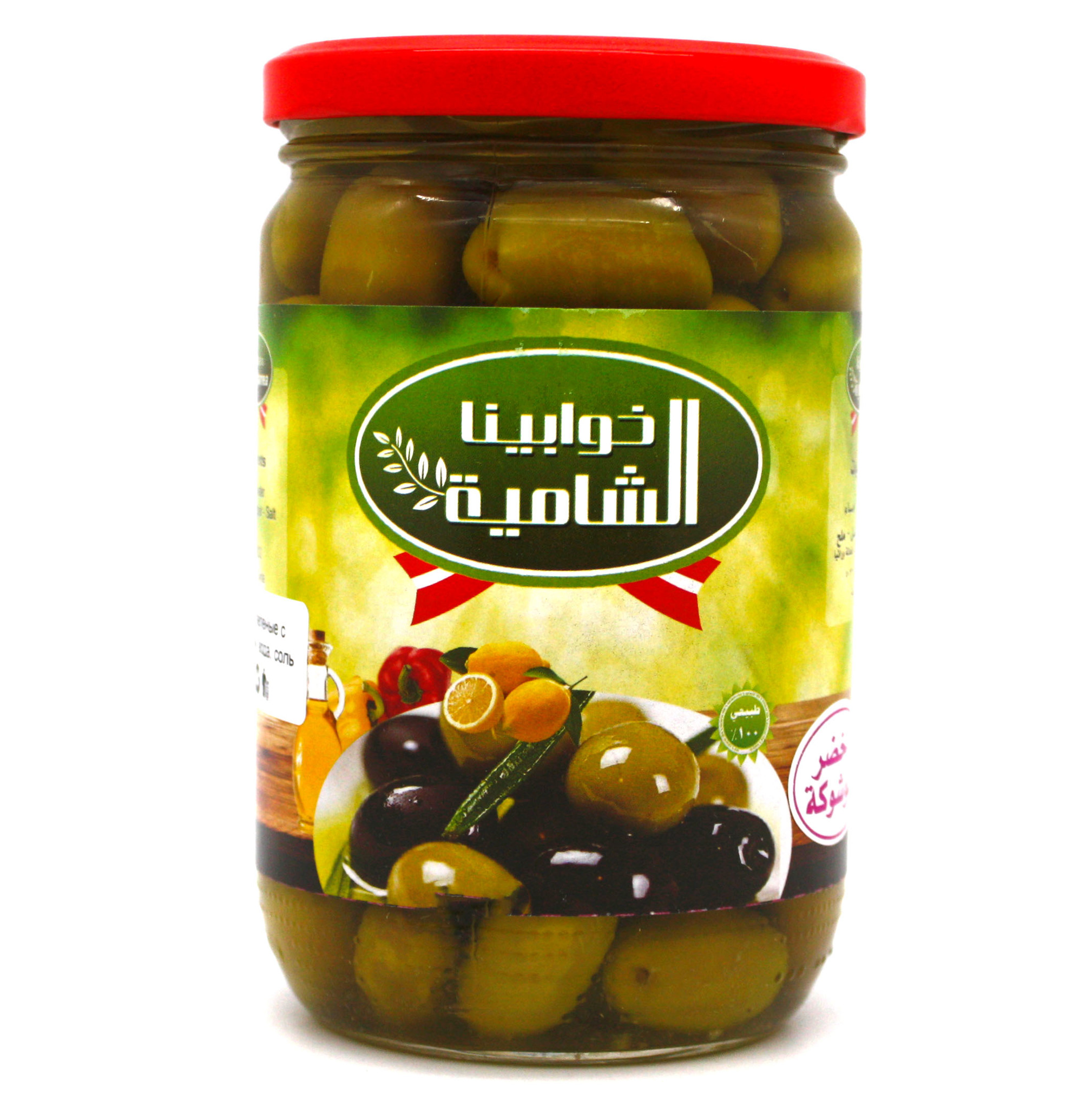 Оливки зеленые, Al Shamea, 400 г import_files_20_209c7d7b2dd011e9a9a6484d7ecee297_8928833d30f111e9a9a6484d7ecee297.jpg