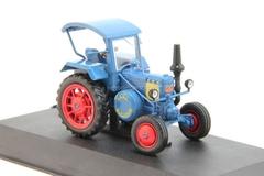 Tractor Lanz Bulldog D7506A Allweck 1952 1:43 Hachette #57