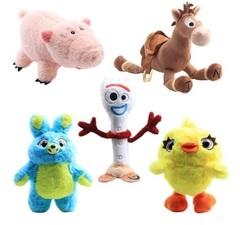 История игрушек 4 набор мягких игрушек