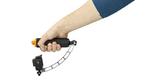 Удлинитель на шлем SP POV Extender в руке на рукоятке
