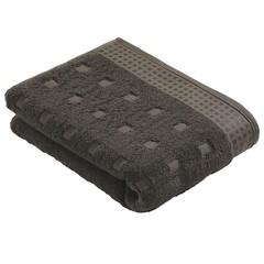 Полотенце 100х150 Vossen Country Style slate grey