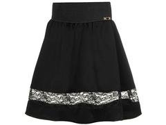 2233-2 юбка детская, черная
