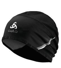 Лыжная ветрозащитная шапка Odlo Windstopper® Reflective Black