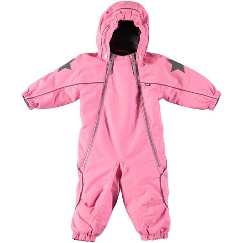 Комбинезон Molo Pyxis Total Pink купить в интернет-магазине Мама Любит!