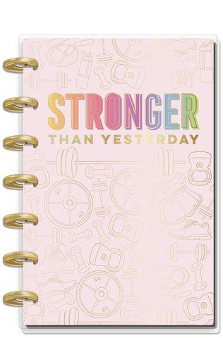 Ежедневник  Mini Happy Planner®  -13х18 см - Fitness (НЕ датирован)