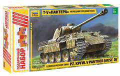 Нем. танк «Пантера»