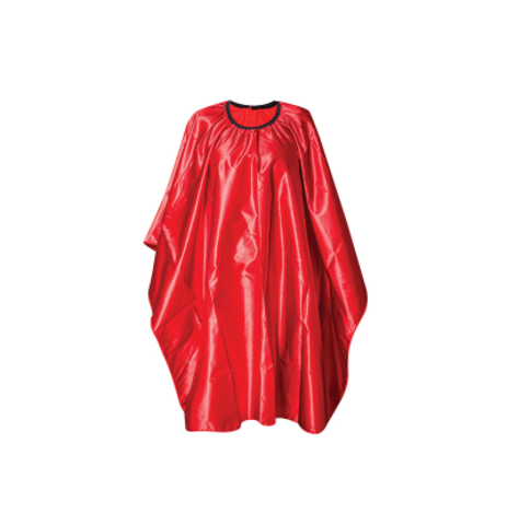 Пеньюар Harizma Bright Satin Cape красный (130х150см)