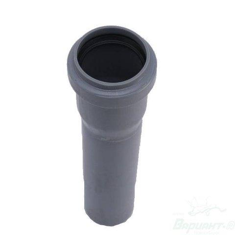 Канализационная труба Ø40х1000 мм Millenium
