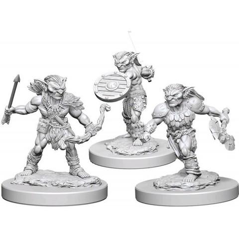 D&D Nolzur's Marvelous Unpainted Miniatures - Goblins