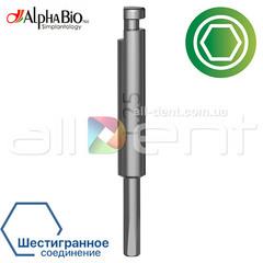 Отвертка шестигранная 1.25 мм   под наконечник
