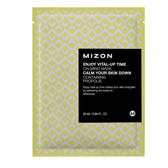 MIZON Enjoy Vital Up Time Calming Mask, 25 ml
