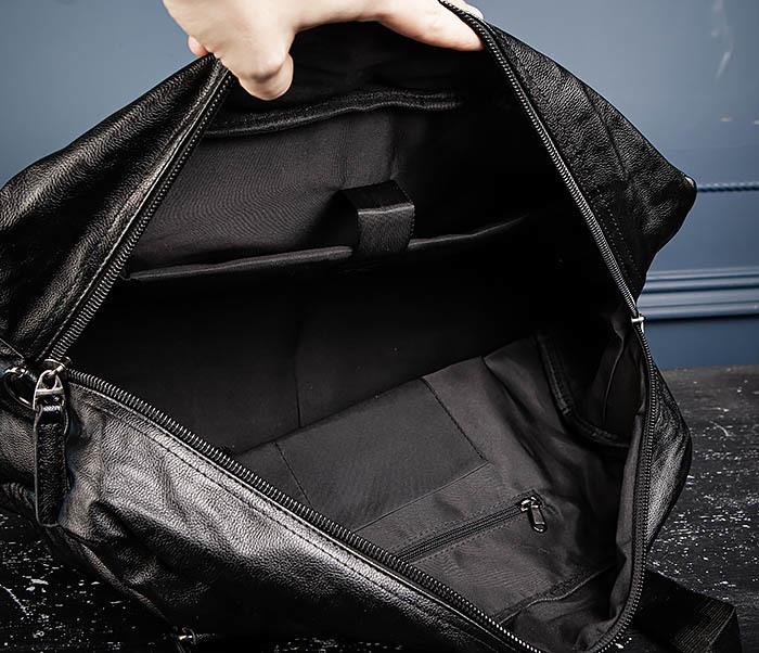 BAG544 Мужская дорожная сумка с ремнем на плечо фото 10