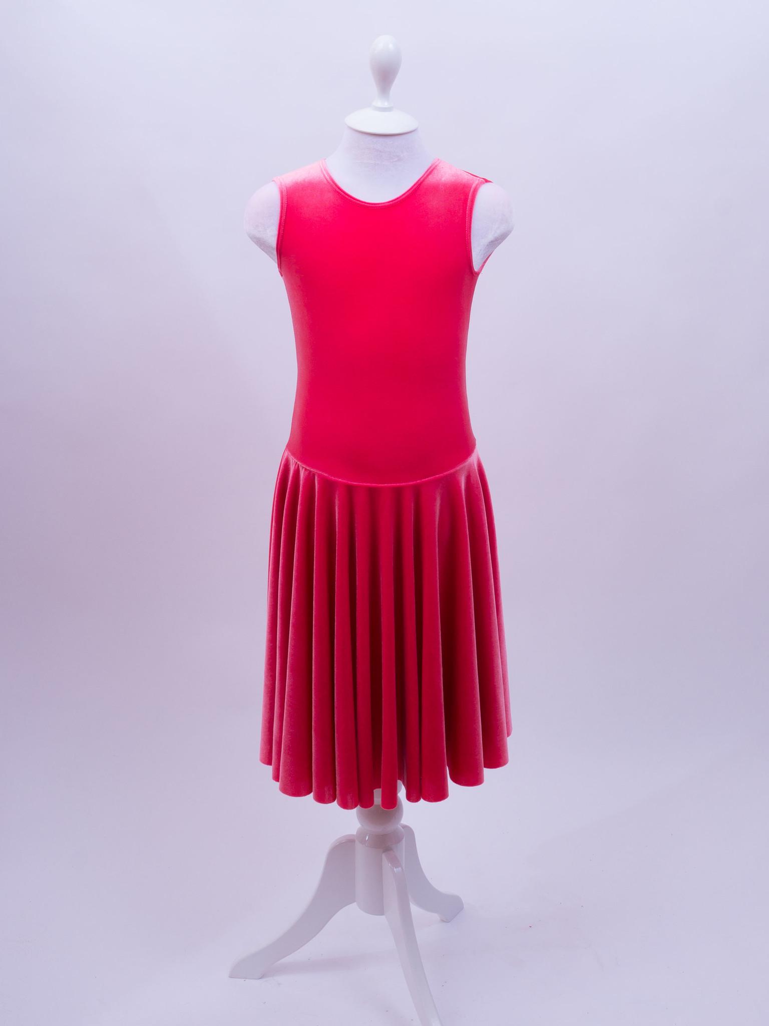Платье Для Бальных Танцев Детское Купить