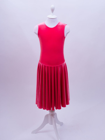 Рейтинговое платье Re4 - бархат